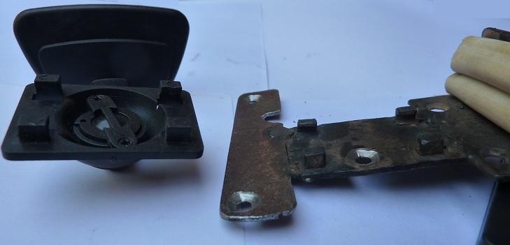 Дисплей камеры заднего вида для автомобиля