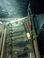Ящик для инструментов в машину своими руками